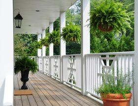 Arredare una veranda